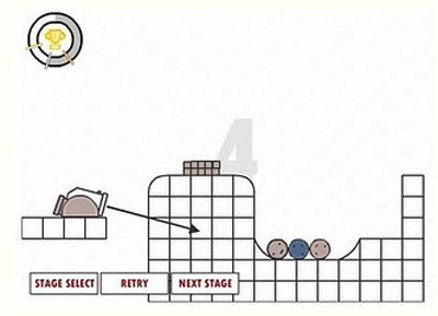 Een meetkunde spelletje izzi schiet de gekleurde ballen onder de goede hoek de ballen 39 eten - De goede hoek tele ...